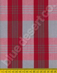 Plaid Fabric 255