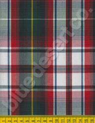 Plaid Fabric 570