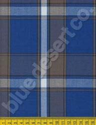 Plaid Fabric 573