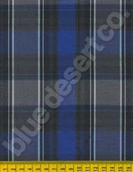 Plaid Fabric 596