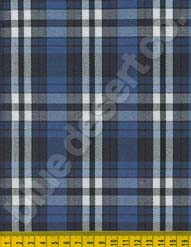 Plaid Fabric 609